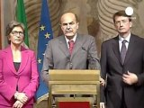 Main parties in Italy jostle for cabinet places
