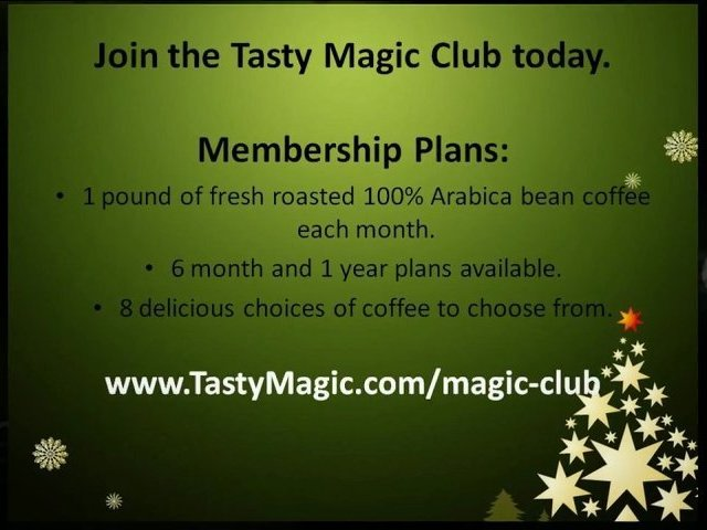 Coffee Club Christmas Gifts | Monthly Coffee Club | LA