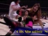 Cutie Suzuki \ Mayumi Ozaki vs Mima Shimoda / Etsuko Mita