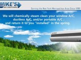 Air Conditioning Units NYC - Mikes Air Conditioning