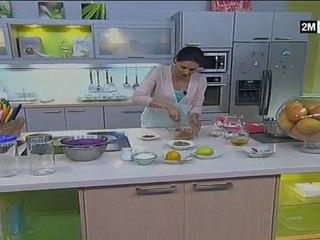 CHoumicha - Recette facile : aubergine farcie