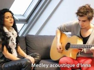 Inna - Medley acoustique