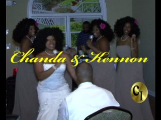 Kennon and Chanda Browning Wedding Part 1 (Capture It Graphics and Video -CIGVideo)