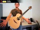 Thomas Leeb Guitar Lesson Pt.1 - Percussive Playing, ...