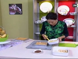 Recette Choumicha - Recette Dessert : Gâteau Au Poires