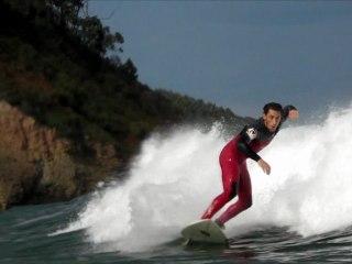 Surf & Bodyboard SlowMotion Video in Rodiles