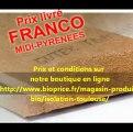 Isolation Fibre de Bois Toulouse Midi-pyrenees moins chère