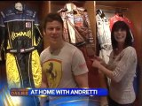 Hollywood Dailies - Marco Andretti's Home