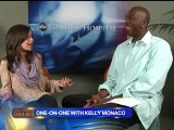 Dancing with the Stars - Kelly Monaco Interview