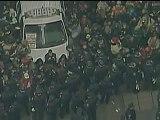 OCCUPY NEW YORK: Police clash with protesters