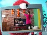 Kinect Fun Labs Depth Video