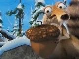 L'age de Glace 4 : Scrat danse sur la glace !