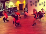 Hiphop Dance Tutorials - Training @ Motionz Aaliyah - Try Again