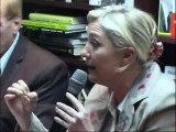 Le Danger Jean-Marine Le Pen © APM - Art Presse Médias