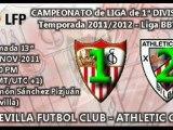 Jor.13: Sevilla FC 1 - Athletic 2 (20/11/11)
