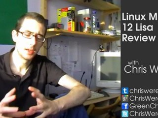Linux Mint 12 Lisa Review