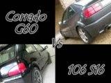 Corrado G60 VS 106 S16 (Vu du Corrado)