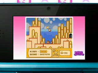 Trailer de 3D Classics : Kirby's Adventure