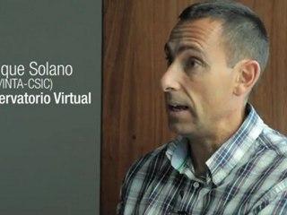 Enrique Solano (CAB/INTA-CSIC) - Observatorio Virtual