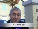Les Fontaines aux jouets - Samedi 10 Décembre - Jacques DUBAY maire d'Alboussière