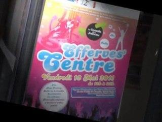 Retour sur Efferves'centre, le festival citoyen et engagé des Jeunes du Centre de Paris.