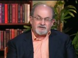 Salman Rushdie Plays Word Games with Christopher Hitchens