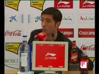 Marcelino ,nuestro entrenador - Vídeos de Los Partidos del Sevilla