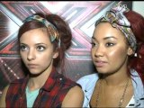 X Factor's Little Mix on sharing a bed