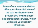 Enjoy your holidays by renting holiday rental homes