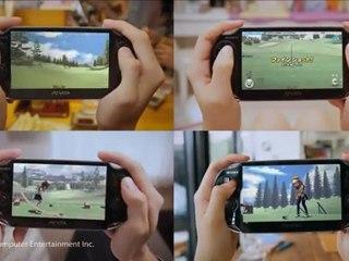 PS Vita - Fonctionnalités JAP de