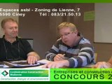Espaces  A.S.B.L. Concours Entreprises et construction durable 2011