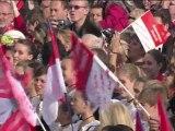 Fête nationale à Monaco avec Albert II et Charlène
