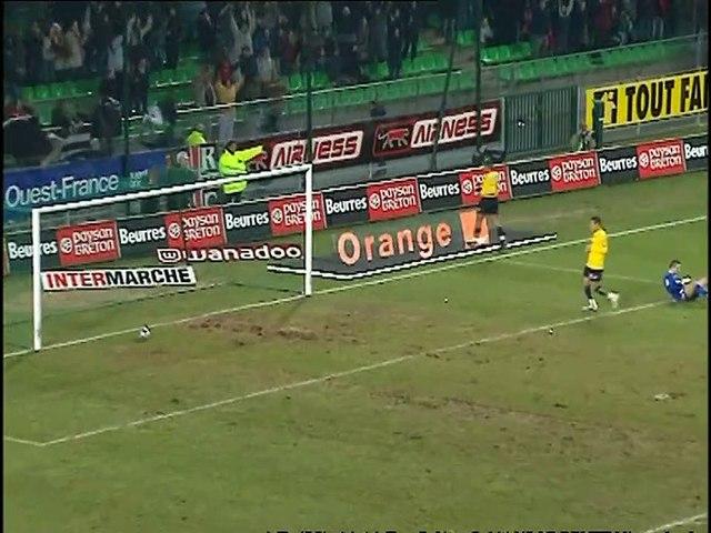 05/03/05 : Alexander Frei (90'+2) : Rennes - Sochaux (3-0)