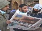 Al menos dos muertos en los enfrentamientos en Egipto
