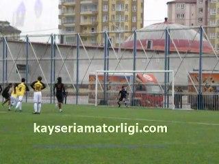 Kayseriamatorligi.com: Agirnas Şimşek 0-3 Kayseri Yolspor