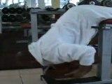 Dos-Lombaires ► 11 x 50Kg ◄ Entrainement Musculation Yannis Malahël