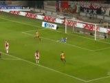 Ajax 2-2 Nac Breda, Olanda giornata 13