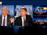 BFMTV 2012 : l'After RMC, Michel Sapin