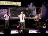 Merlot - Au fond de la classe (fin mai 2011)... Prochainement retrouvez un autre extrait avec la mise en scène de Néry au Chantier des Francos (nov 2011)