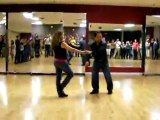 West Coast Swing San Jose Dance Class at Dance Boulevard