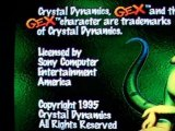 First Level - Only - Gex - Playstation