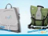 Custom Promotional Messenger Bags Printed w/Logo