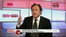 """Elisabeth Guigou : invitée de l'émission """"En route vers la présidentielle"""""""