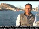 Franck Cammas nous parle de l'application Groupama Sailing Race ! (with english subtitles)