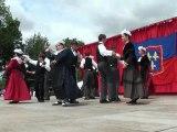 Festival folklore international de La Ménitré 2011