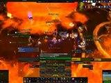 WoW - Ragnaros héroïque vs Craze par Meyuna