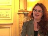 Interview vidéo d'Andrea Cremer, l'auteure de la saga Nightshade