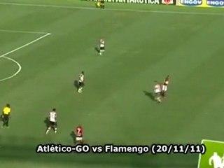 Ronaldinho, l'arroseur arrosé...