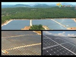 ENERYO - Centrale photovoltaïque de Callian