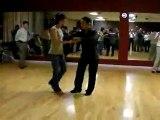 West Coast Swing San Jose Dance Class at Dance Boulevard 4